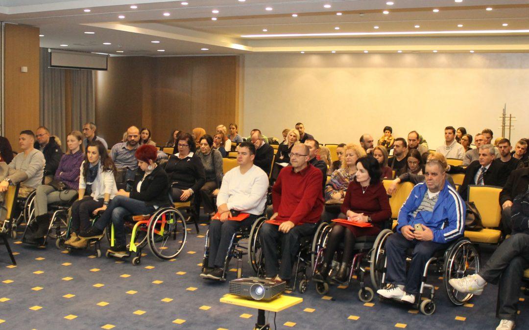 """Konferencija  """"Diskriminacija i osobe sa invaliditetom"""""""