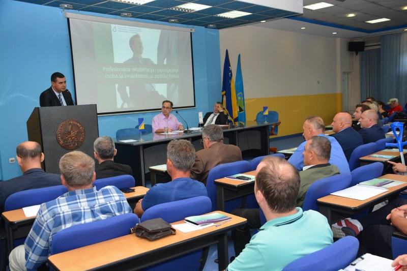 Održana konferencija o zapošljavanju osoba sa invaliditetom u Tuzli