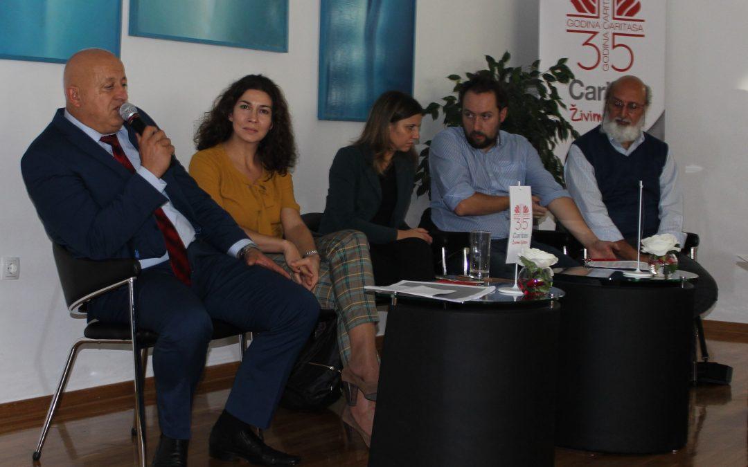 Fond sudjelovao u Studijskim danima Caritasa Mostar