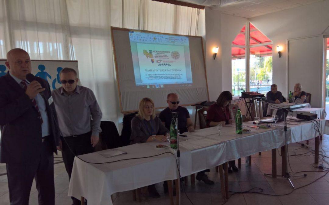 U Sanskom Mostu održana 11. Međunarodna konferencija o statusu i pravima osoba sa invaliditetom