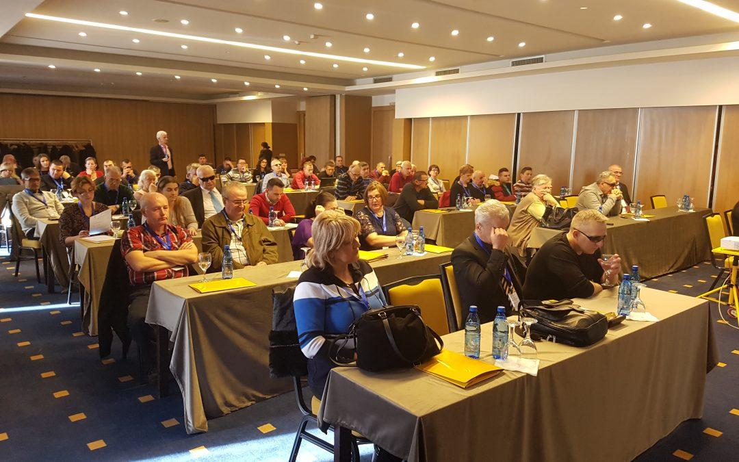"""Konferencija """"Uloga organizacija slijepih u implementaciji Konvencije o pravima OSI u BiH,  stanje i izazovi"""""""
