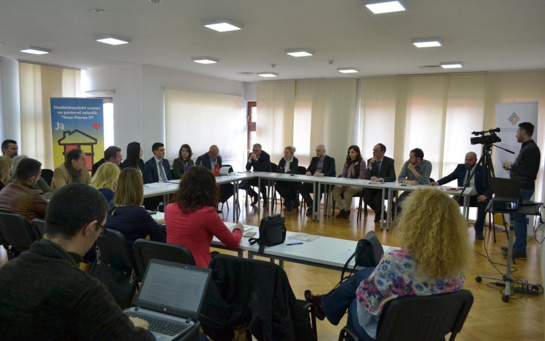 POČETAK PROJEKTA POWER Stvaranje novih mogućnosti za rad, zapošljavanje i profesionalnu rehabilitaciju osoba s invaliditetom