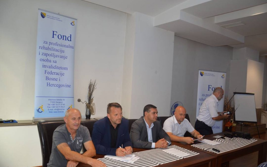 U Goraždu održane 15. sportske igre ratnih vojnih invalida FBiH