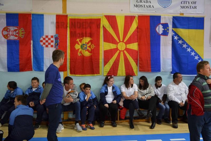 Međunarodne igre za djecu s poteškoćama u razvoju u Mostaru