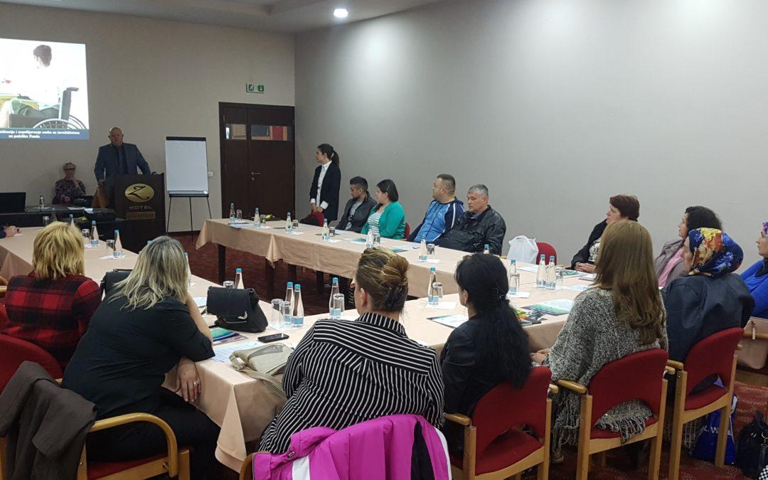 Obuka udruženja koje primarno rade sa ženama organizovana u Zenici