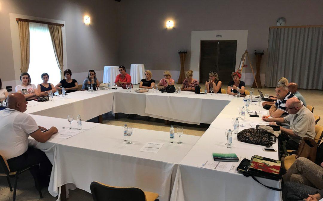 Nastavlja se obuka udruženja koje primarno rade sa ženama – Obuka organizovana u Međugorju