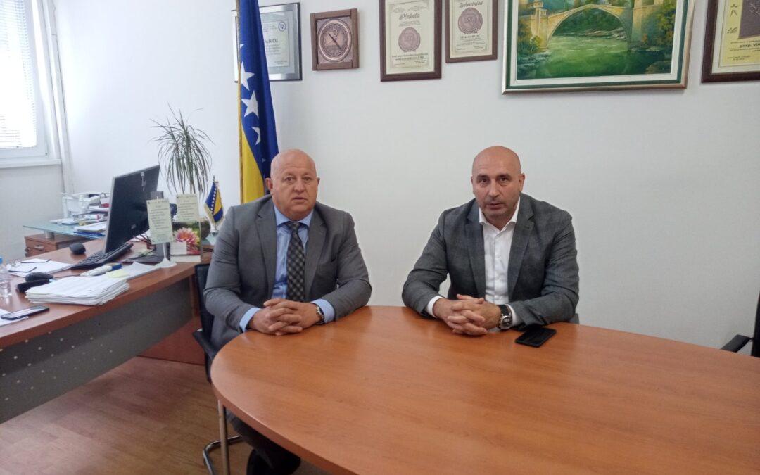 Fond posjetio Ministar za boračka pitanja Kantona Sarajevo