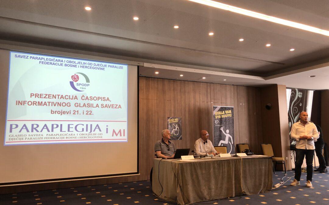 """Održana Konferencija """"Pristupačnost-osnovno ljudsko pravo"""" i kampanja za pristupačan saobraćaj"""