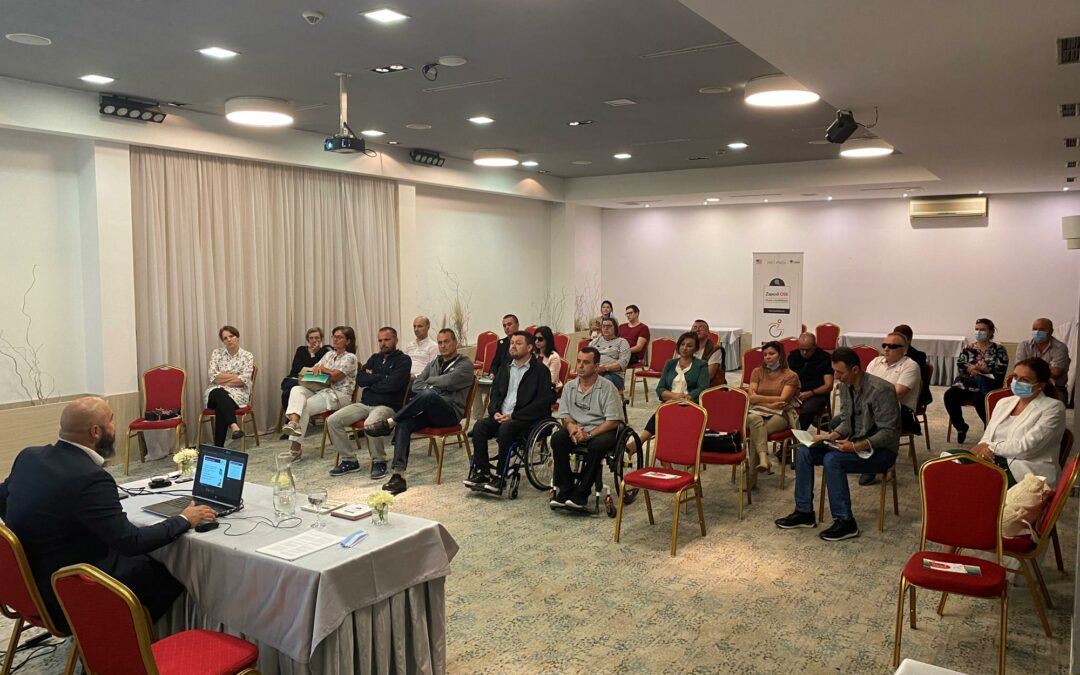 Održana prezentacija o mogućnostima zapošljavanja osoba s invaliditetom u Bihaću