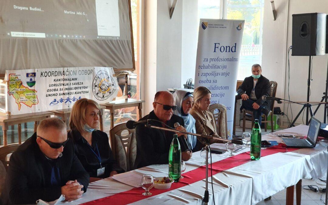 Fond suorganizator 15. Međunarodne konferencije o statusu i pravima osoba sa invaliditetom
